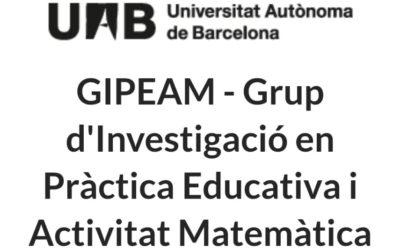 El alumnes de l'ESO col·laboren amb GIPEAM de la UAB