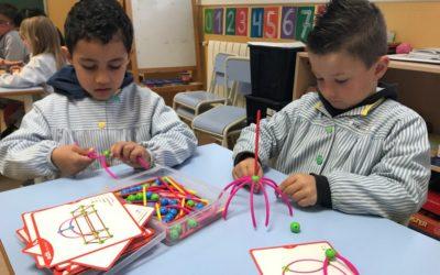 Jocs de matemàtiques a P5